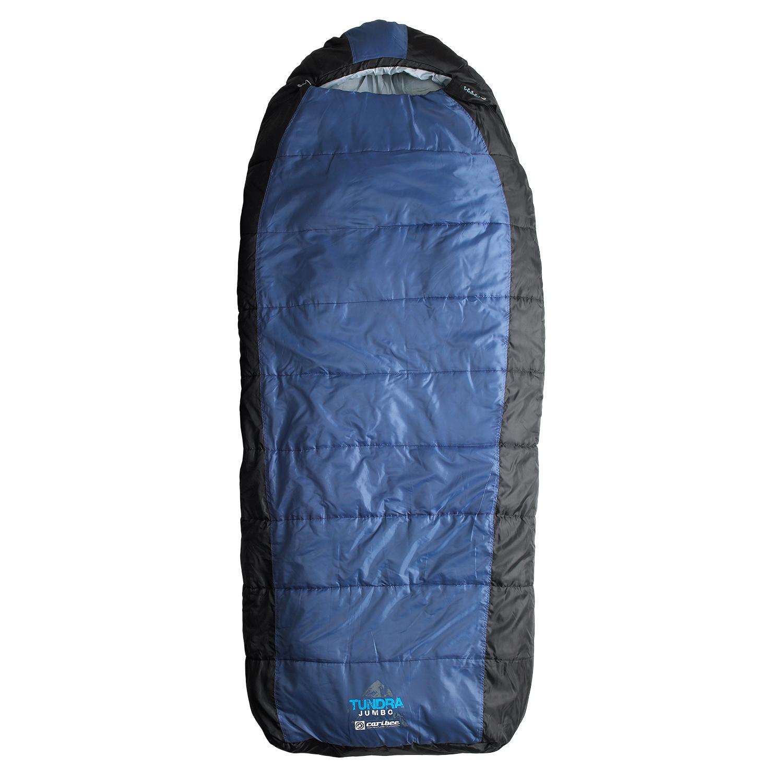 Jumbo Caribee Back Country Sleeping Bag