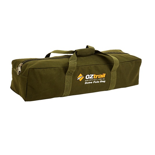 Oztrail Canvas Dome Pole Bag  sc 1 st  Budget C&ing & Oztrail Canvas Dome Pole Bag u2013 Budget Camping