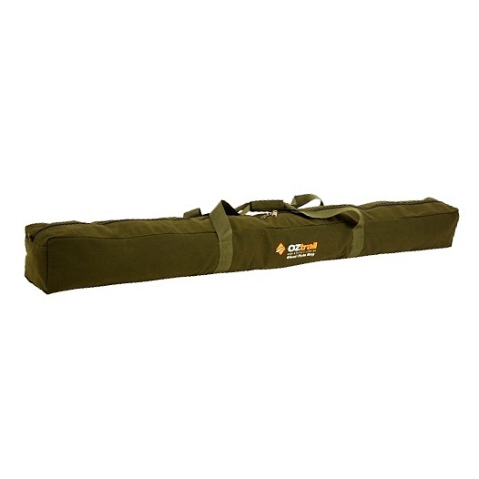 Oztrail Canvas Steel Pole Bag  sc 1 st  Budget C&ing & Oztrail Canvas Steel Pole Bag u2013 Budget Camping