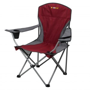 FCC-DAC-B-Deluxe-Arm-chair---Red