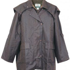 XL Jacaru Oil Skin Coat 114-2-800x600