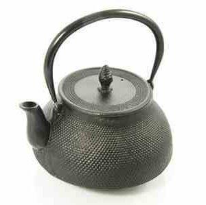 enamelled cast iron kettle CI4707