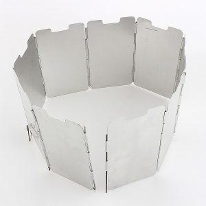 8PCs--Folding-Wind-Deflector-Windshield-open