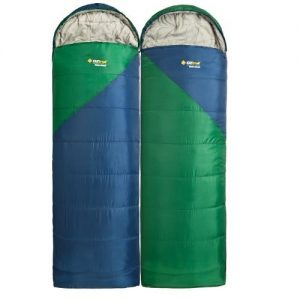 Flinders twin pack sleeping bag