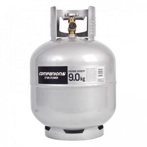 gas cylinder 9kg POL