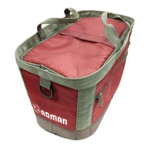 roman tropic 10L soft cooler sideview