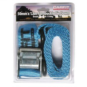 carfit 50mmx1.8m tie down