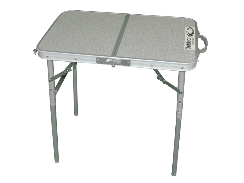outdoor connection compact folding side table – budget camping