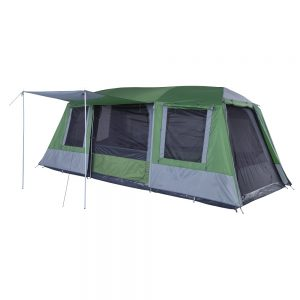 Oztrail Sportiva 9 Tent  sc 1 st  Budget C&ing & Oztrail Tourer 9 Canvas Tent u2013 Budget Camping