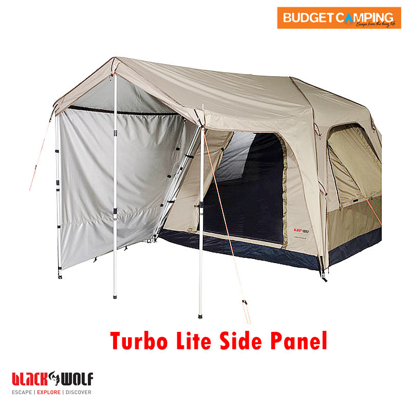 Blackwolf Turbo Lite Tent Side Panel 150D Polyester  sc 1 st  Budget C&ing & Blackwolf Turbo Lite Tent Side Panel 150D Polyester u2013 Budget Camping