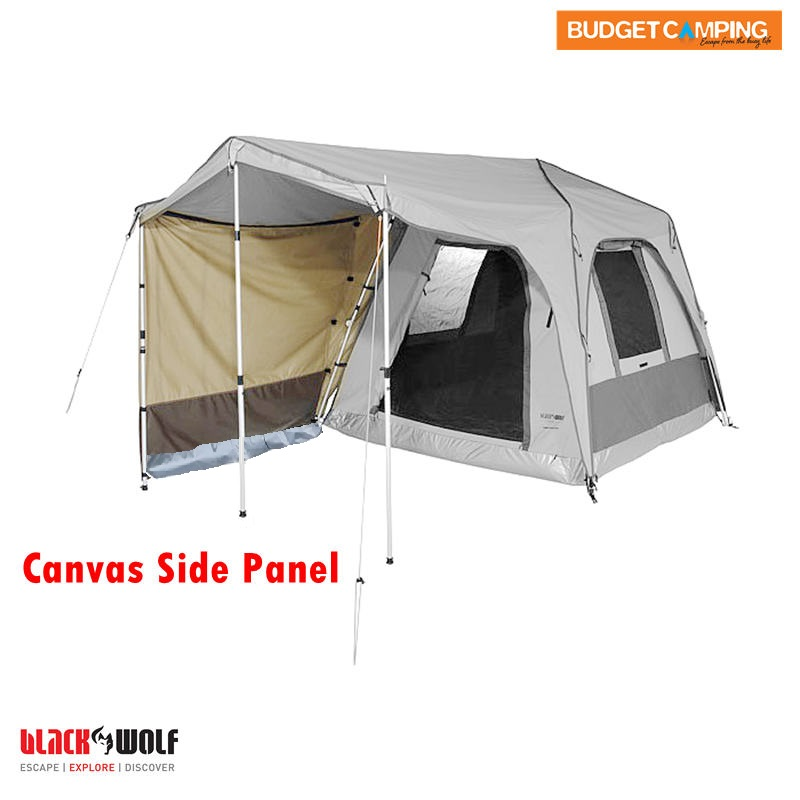 Blackwolf Turbo Tent Side Panel Canvas  sc 1 st  Budget C&ing & Blackwolf Turbo Tent Side Panel Canvas u2013 Budget Camping