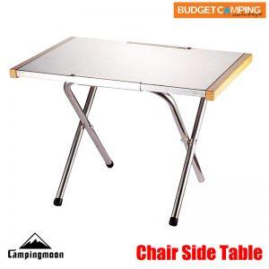 CampingMoon Chair Side Folding Table d75ca1557b68